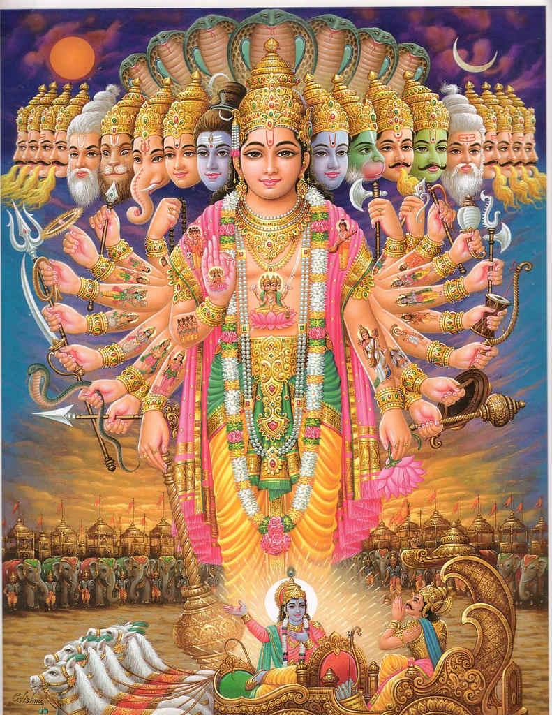 Hinduism: One God or Multiple Gods?